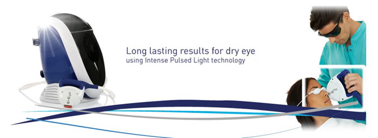 Medical Intense Pulsed Light (IPL) Treatment for Dry Eyes